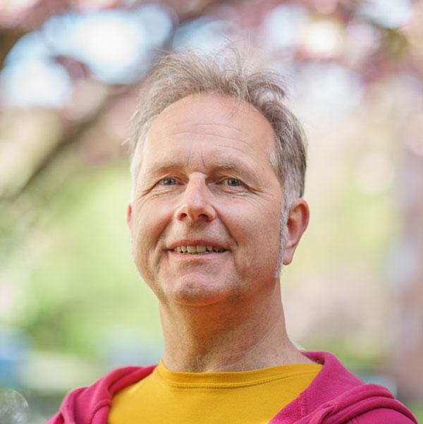 Portraitbild Ulrich Christen