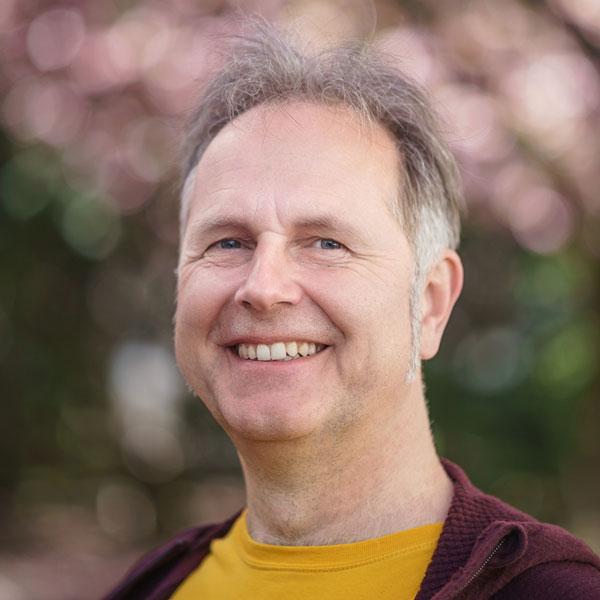 Portrait von Ulrich Christen, Heilpraktiker - Ganzheitliche Augentherapie