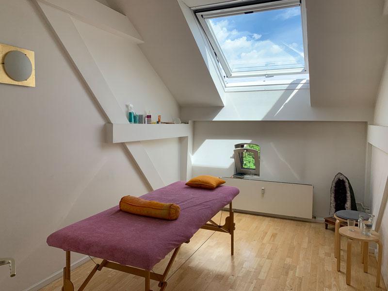 Ganzheitliche Augentherapie Praxis im Sky Yoga in Berlin / Kreuzberg